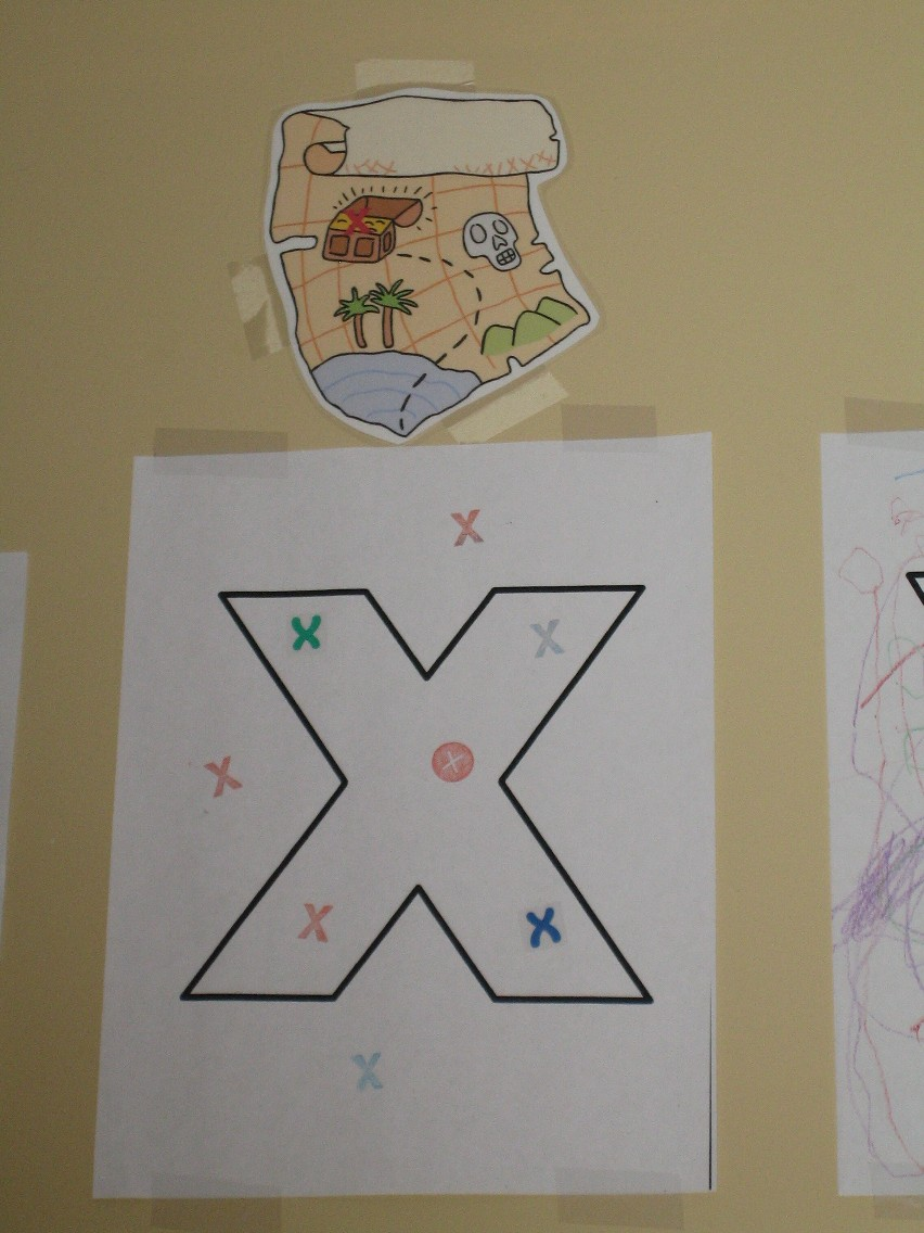 X Marks The Spot 5 Free Printables Included This Reading Mama