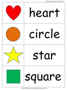 "This Shaped Heart"" Emergent Reader: FREE Printable - This Reading ..."
