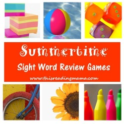 reading Sight and Review any of these If easy  sight Word games games missed word you've Games!