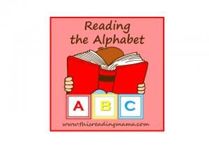 Reading the Alphabet, prek reading curriculum