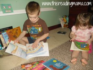 read alouds books with letter M