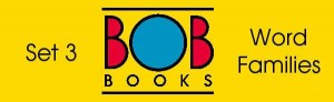 BOB Book Set 3 Header
