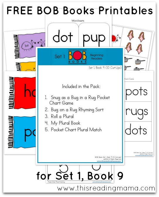 bob books set 1 beginning readers pdf