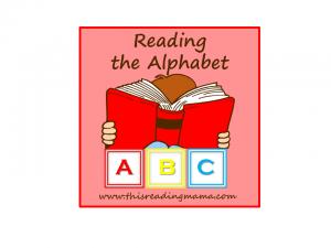 Reading the Alphabet button