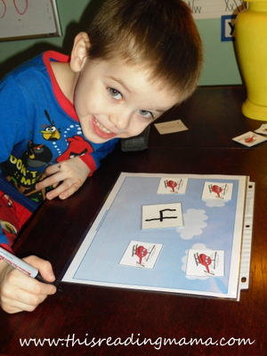 counting and tracing numbers 1-20