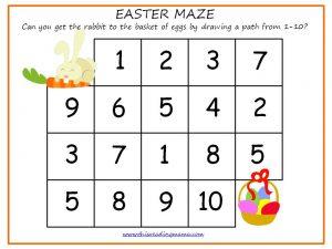 EasterMaze
