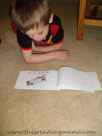 photo of FREE Emergent Reader for ET Family | This Reading Mama