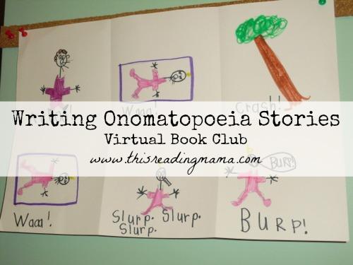 Writing Onomatopoeia Stories