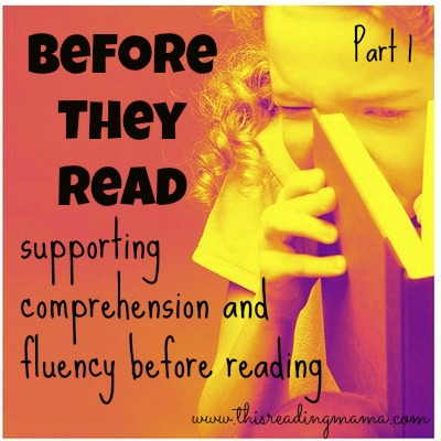 Before They Read Part 1: Connecting New Content with Prior Knowledge | This Reading Mama