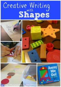 CreativeWritingShapes