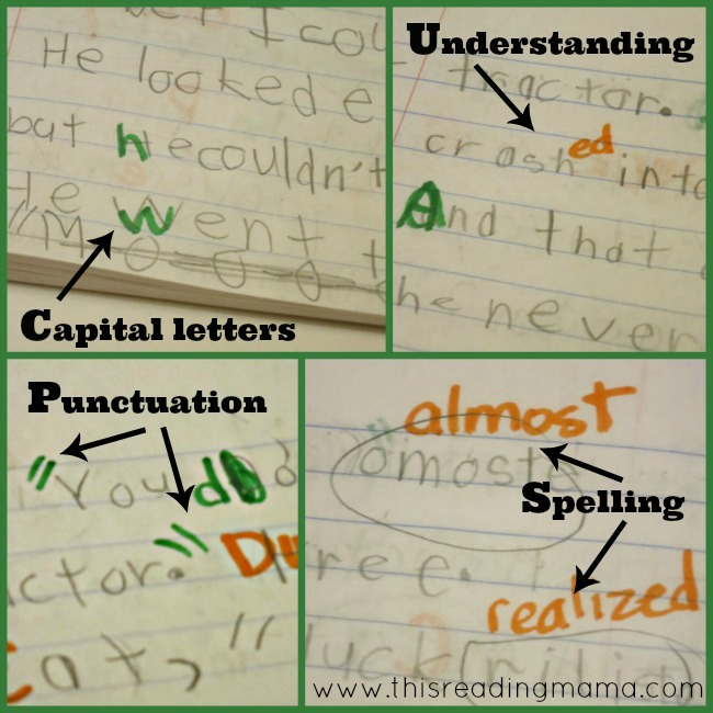Revising And Editing Practice 4th Grade Spanish