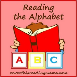 Reading the Alphabet 250