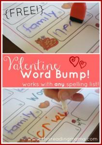 ValentineWordBump