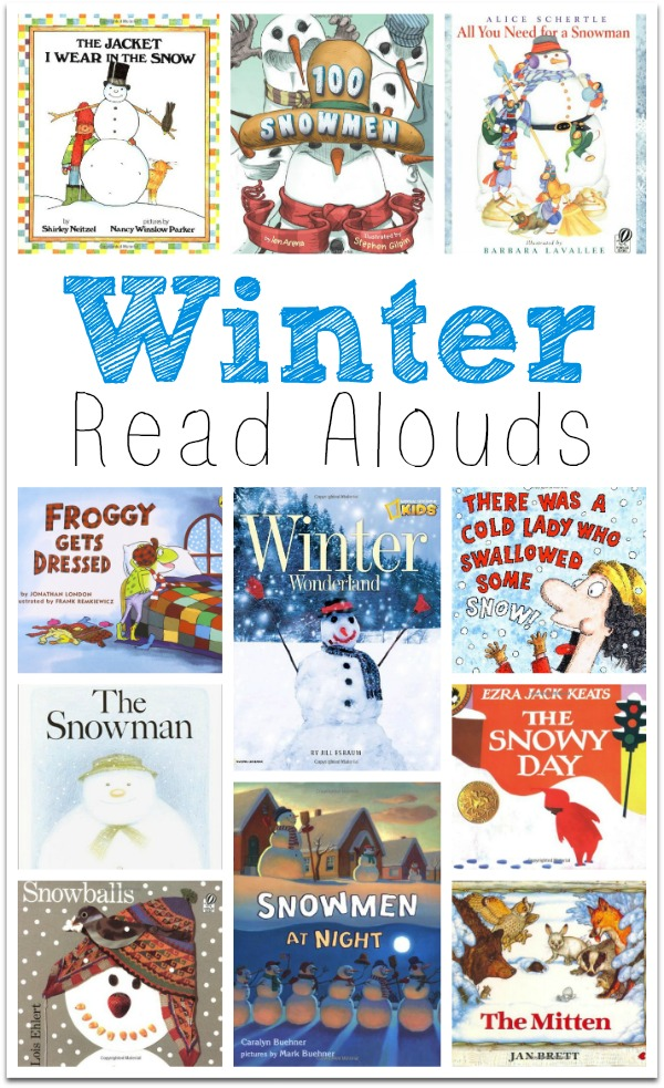 Winter Read Alouds