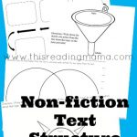 FREE Non-Fiction Text Structure Pack: Part 2
