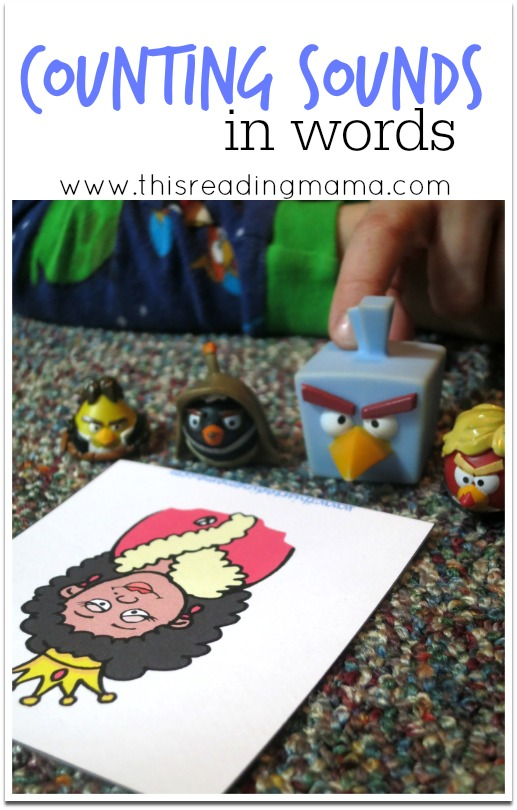 Counting Sounds in Words - This Reading Mama