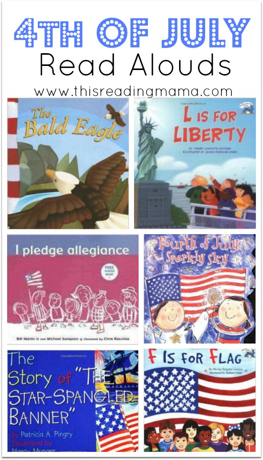 4th of July Read Alouds - This Reading Mama