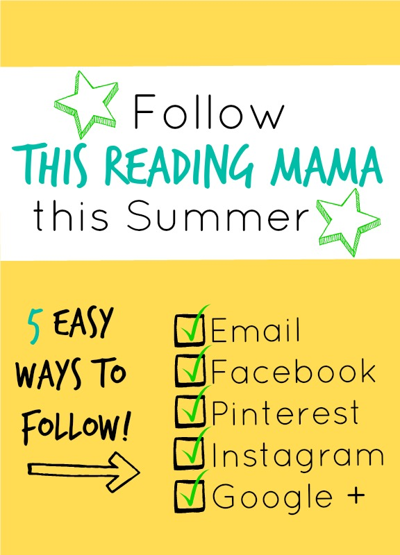 Follow This Reading Mama this Summer