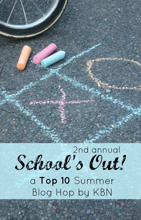 School's Out {2nd Annual} ~  Summer Learning Activities Blog Hop