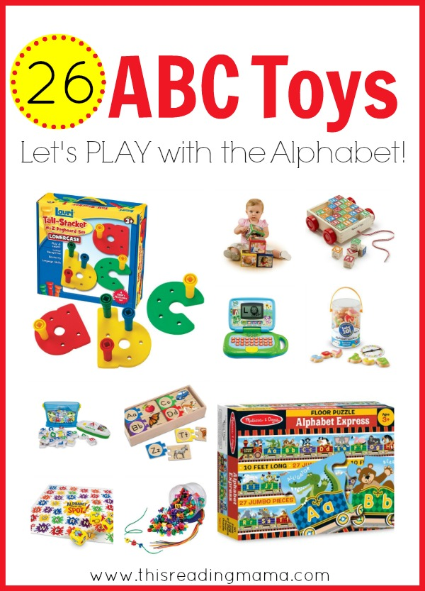 26 Abc Toys For Kids