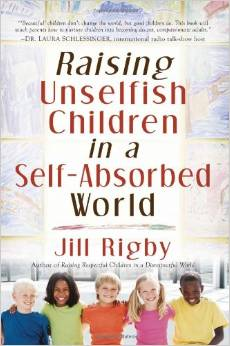 raising unselfish kids
