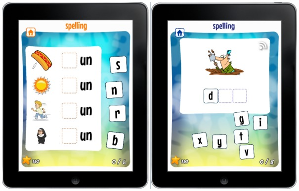 spell it images from word study app