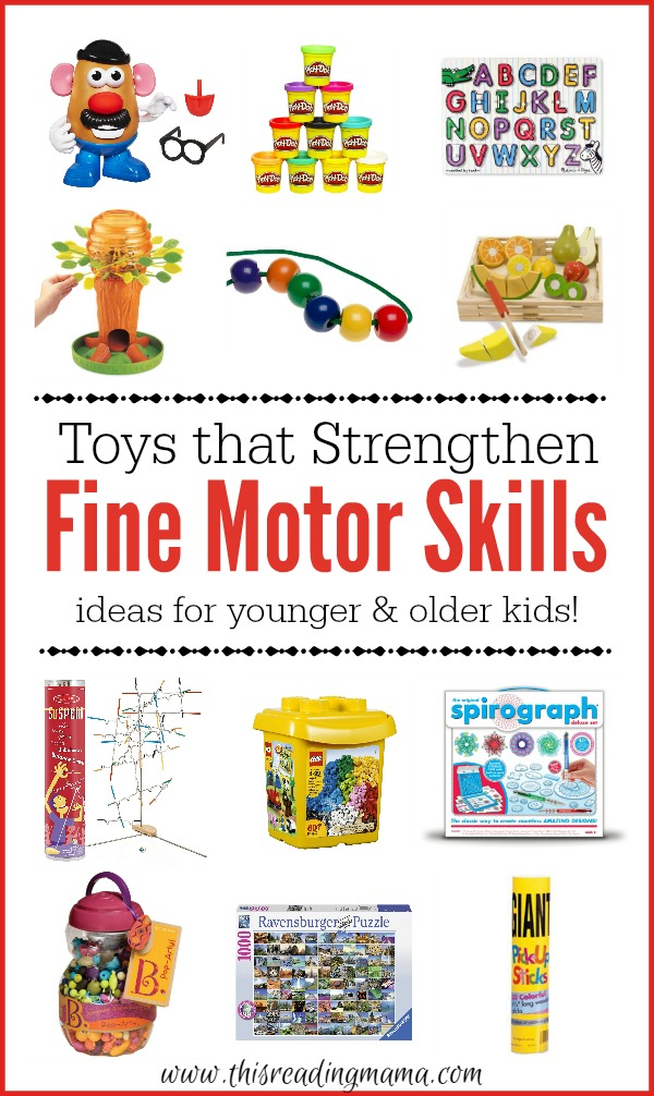 Toys For Fine Motor Matures Hairy
