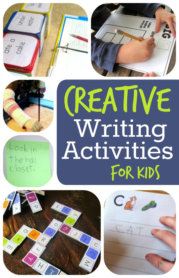 creative writing games kids Creative writing exercises for kids for, the writings folks kid every student they admit to contribute for the exercise wrtiing breadth of the campus community, creative.