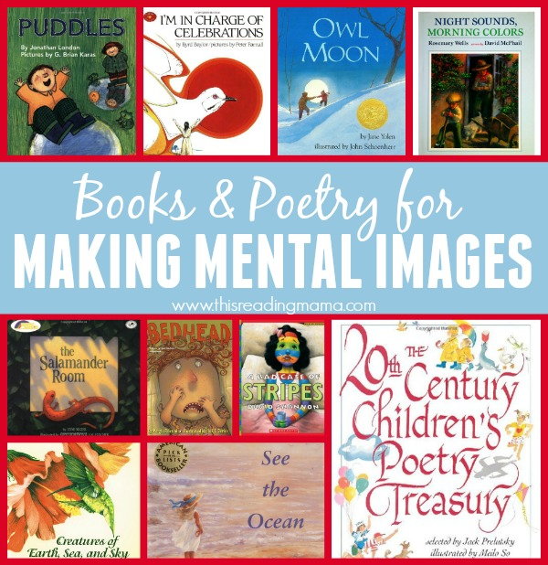 Poetry and Books for Making Mental Images