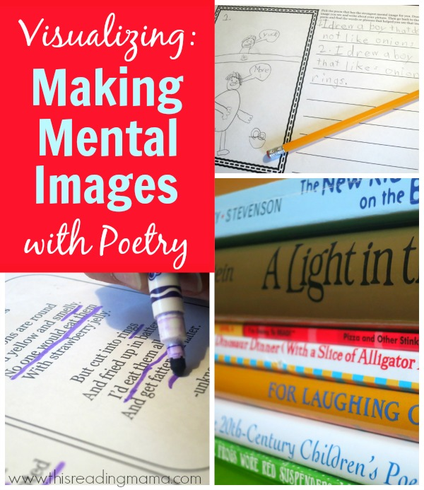 Visualizing - Making Mental Images with Poetry - This Reading Mama