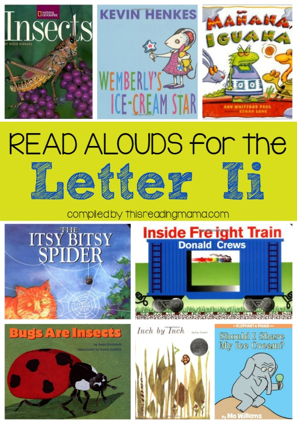 Alphabet Books For Preschool Book For Each Letter
