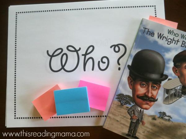 Summarizing a short chapter of a chapter book