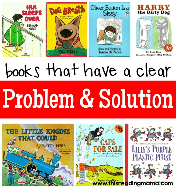 Books With A Clear Problem And Solution