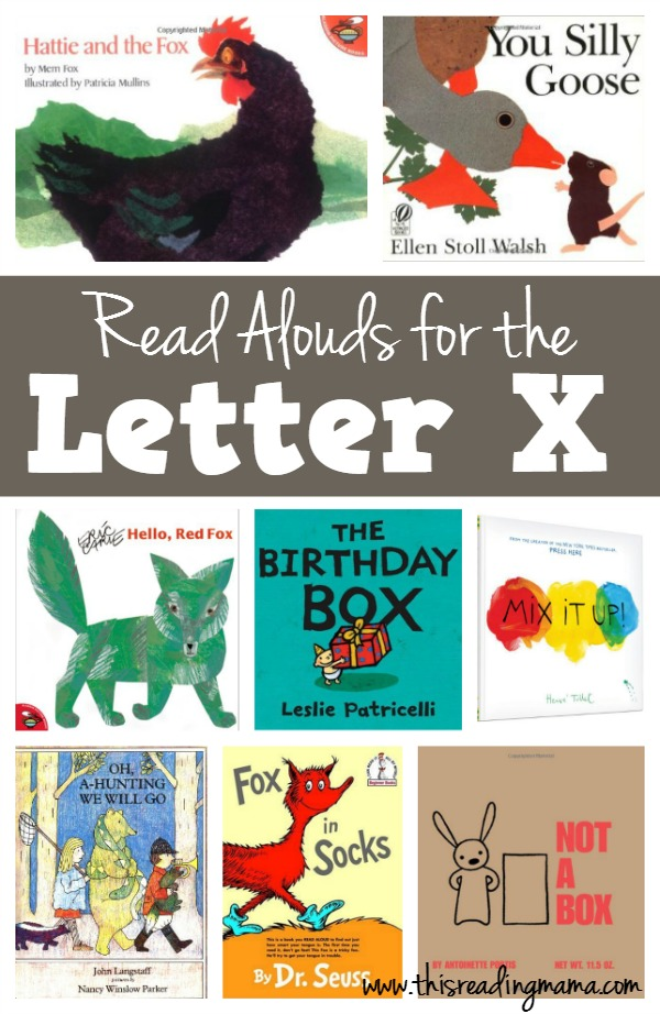 Letter S Preschool Books
