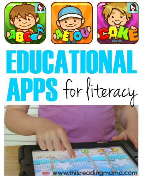 educational apps for literacy