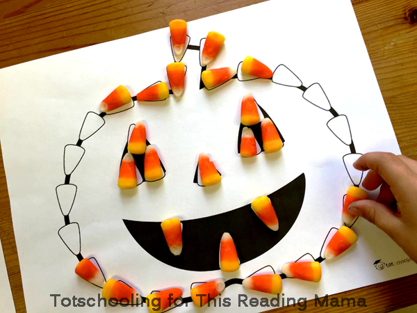Candy Corn Preschool Activities and Printables – Candy Corn Math Worksheets