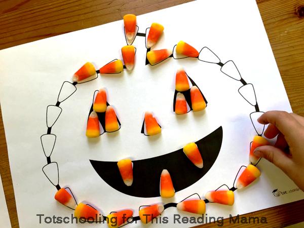Candy Worksheets For Kindergarten : Candy corn preschool activities and printables