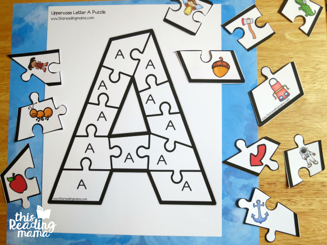 Free Printable Alphabet Letters Upper And Lowercase With Pictures