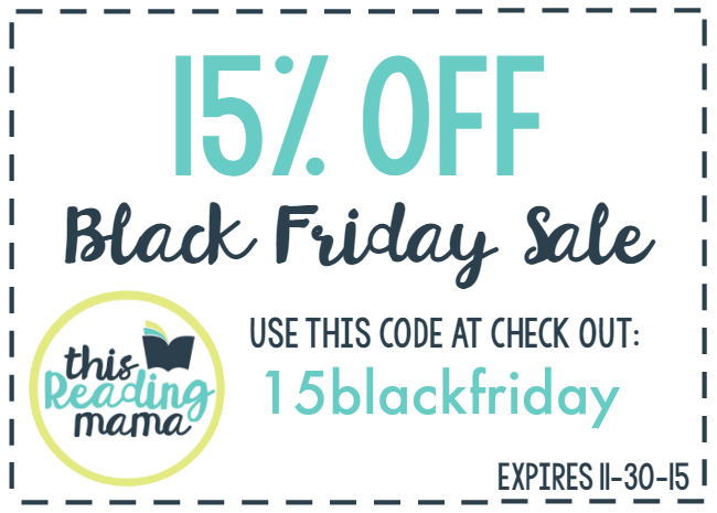 15 off Black Friday Coupon