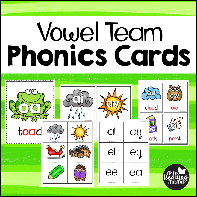 You can purchase my entire vowel team phonics cards pack it s on
