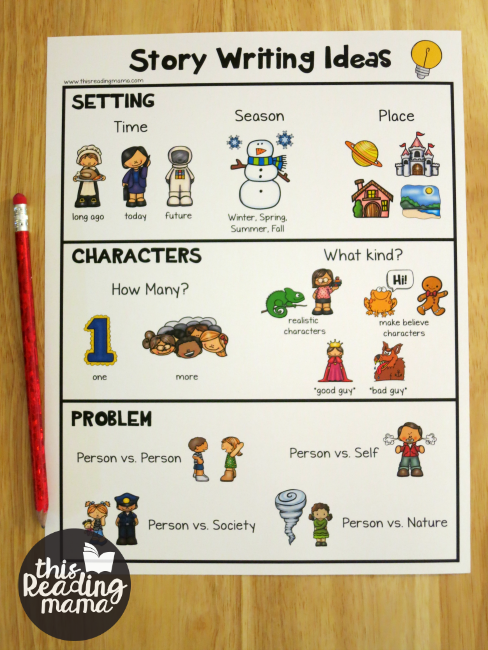 Reading Activities For Kid