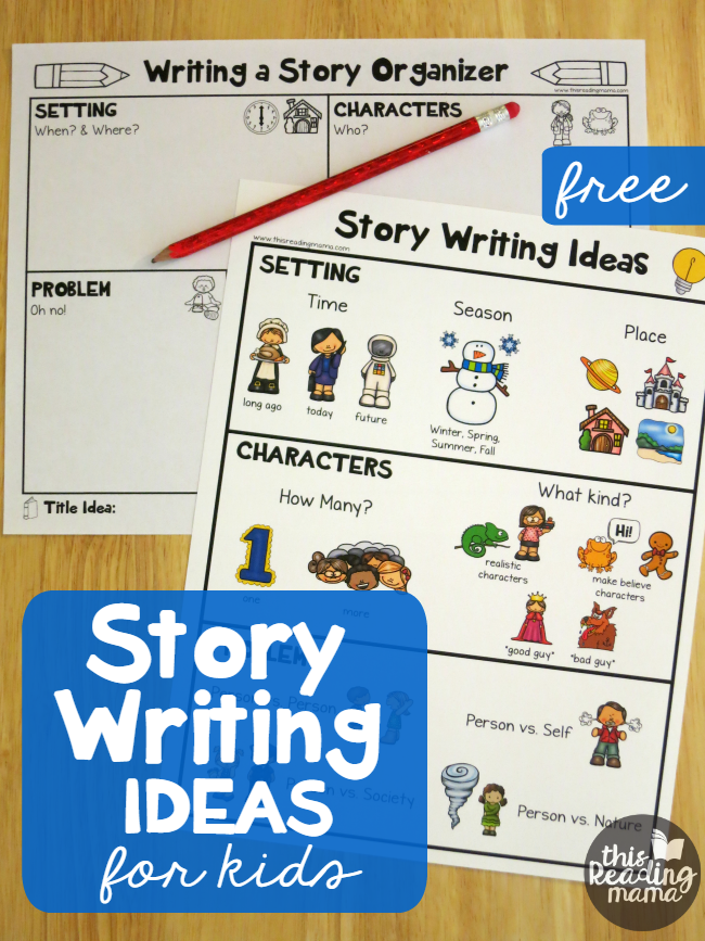 write a story online free Story writing game for kids this great story writing game for kids will help teach children how to create the right atmosphere when planning stories based around a.