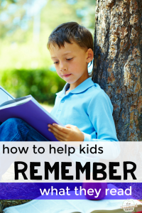 Helping Readers Remember What They Read