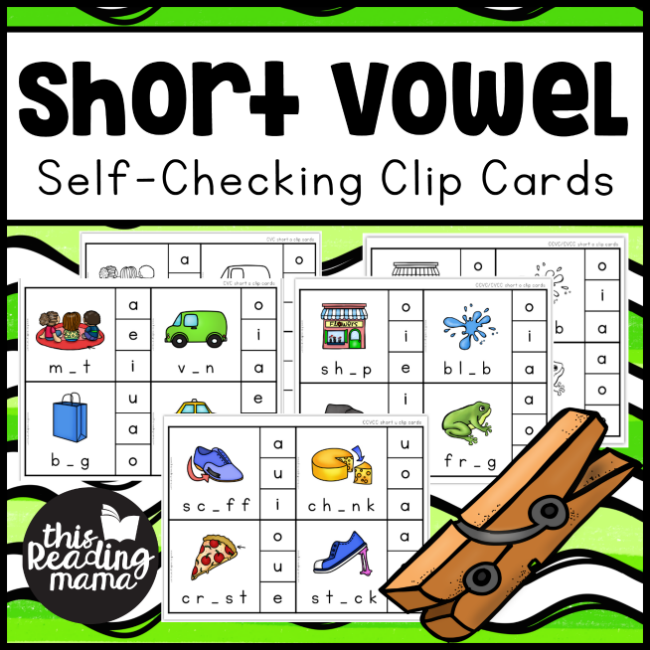 self-checking-short-vowel-clip-cards-this-reading-mama