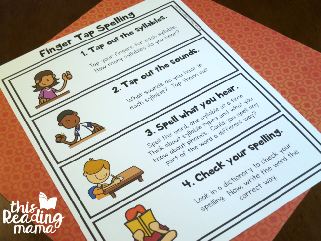 50 hands on spelling activities for phonics and sight words fandeluxe Images