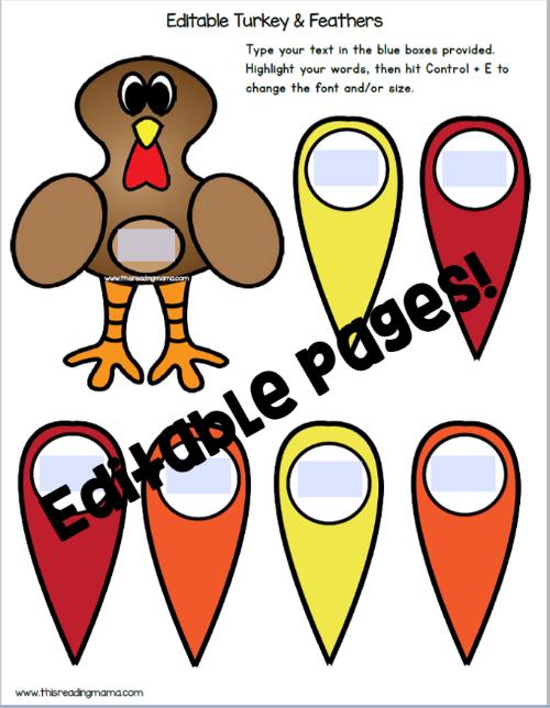 editablebuildaturkeypages