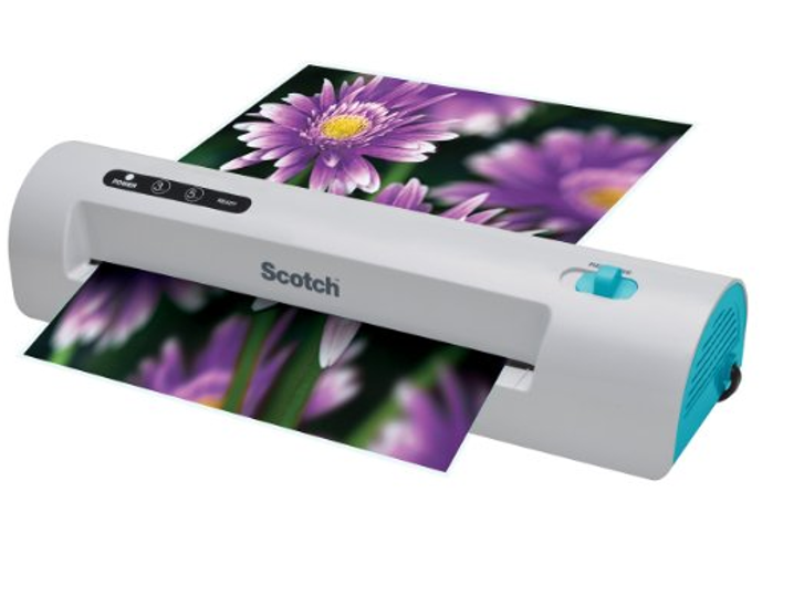 NEW Scotch Thermal Laminator giveaway