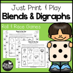 Print and Play Blends and Digraphs - This Reading Mama