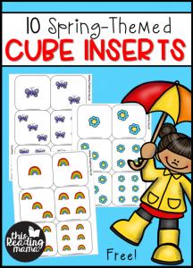 Spring Pocket Cube Inserts